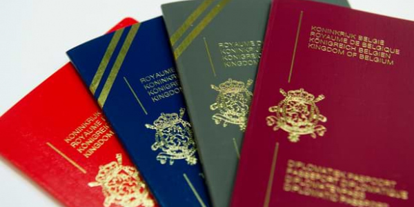 Zetes awarded contract for Belgian electronic passport