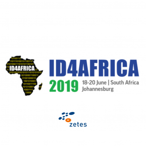 Zetes PeopleID - Proud sponsors of the ID4Africa Movement